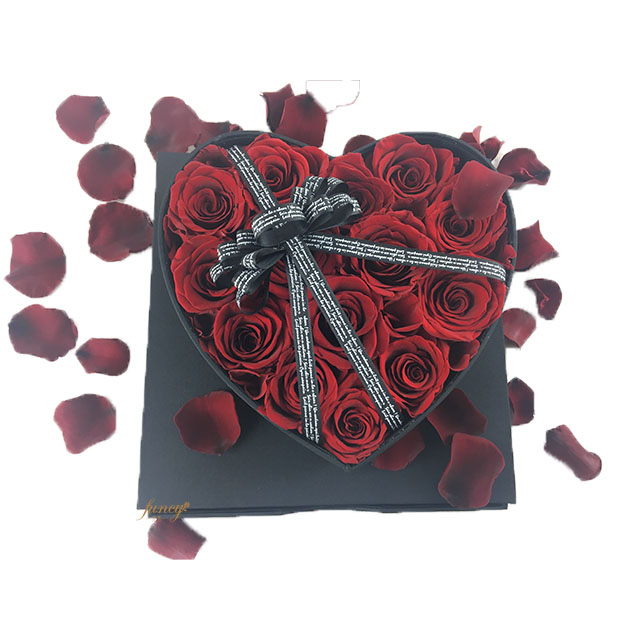 Rose in Box Gift